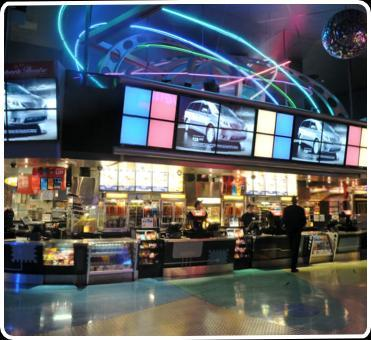 Cineplex Digital Media Theatre