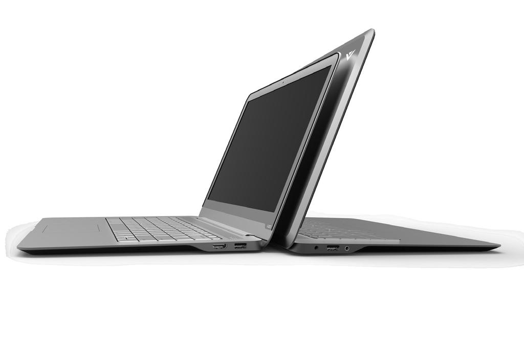 VIZIO RECOMMENDS THE ULTIMATE ULTRABOOK 14 THIN+LIGHT With uncompromising performance, and premium picture and
