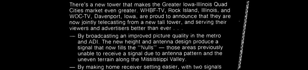 signal due to antenna pattern and the uneven terrain along the