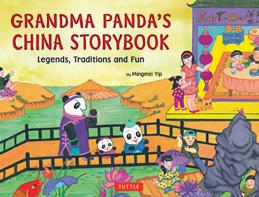 Another wonderful library hardcover for Asian literacy programmes.