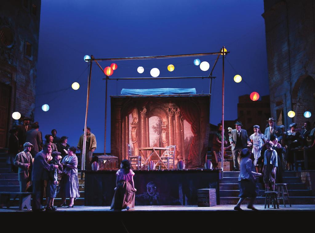 Pagliacci The Marriage of Figaro Faust Subscribe Now!