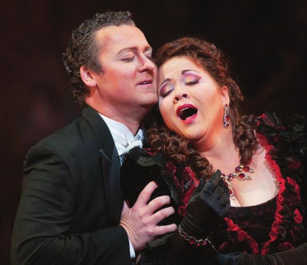 A great opera performance is an extraordinary experience!
