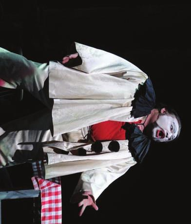 LEONCAVALLO PAGLIACCI Who s laughing now? This famously tragic playwithin-a-play tells the heartbreaking story of betrayal and jealousy in an Italian commedia dell arte troupe.