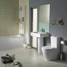 Vocbulry Corner 1 Glossry p 175 Home Sweet Home 1 THE BATHROOM: Fill in toilet brush, sink/wshbsin, toilet, blinds, mirror, shower, slippers, shower gel, bth(tub), tp/fucet, towel shower shower gel