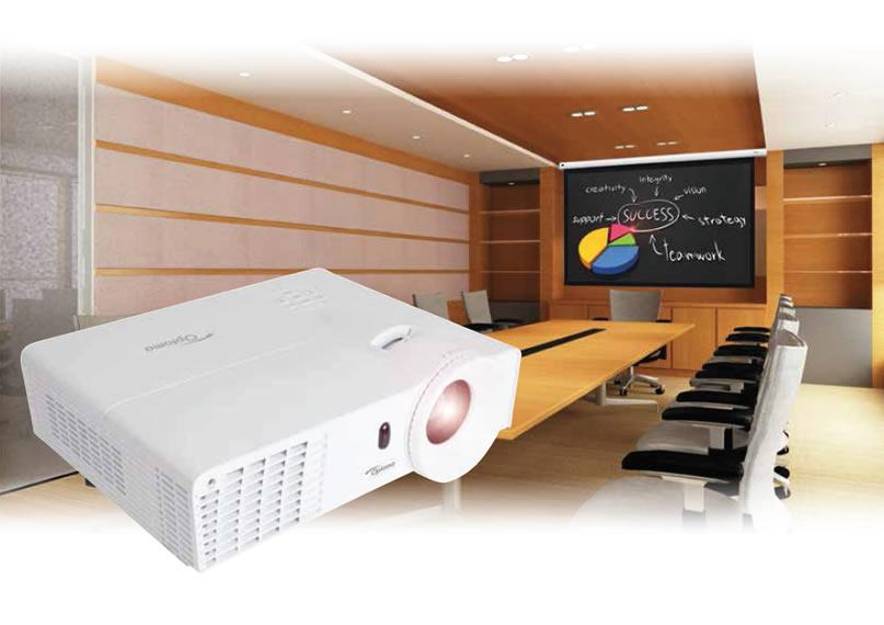 EW400 Plug and Play Projection Native WXGA, 4000 ANSI Lumens USB plug and play presenting