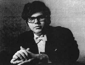 EMANUEL AX AND HANCHER AUDITORIUM A Decades-Long Relationship 1974 1984 A 25-year