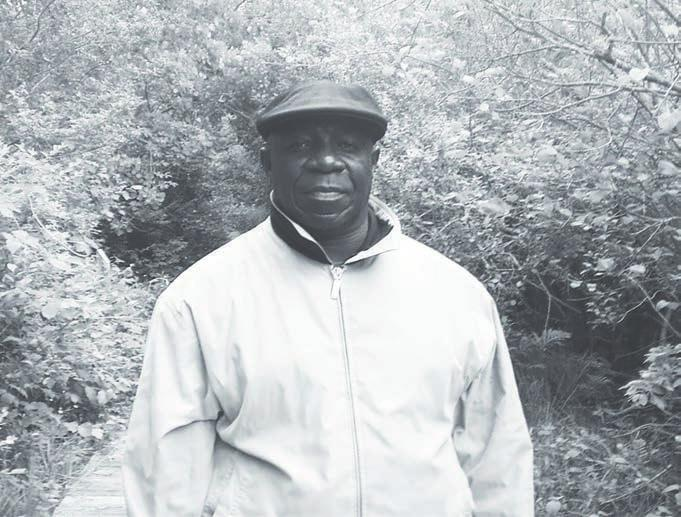 contribution to the work of preserving the Negro Spiritual is the website: www.thenegrospiritualinc.com. His latest CD is entitled Come Down Angels and Trouble the Water.