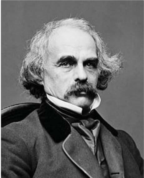Nathaniel Hawthorne Nathaniel Hawthorne was an American novelist and short story writer, living from July 4, 1804 to May 19, 1864.