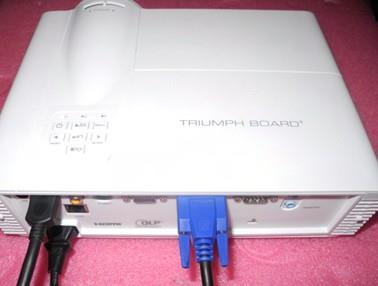 6-3 Setup Procedure (VGA1 & HDMI) 1. Connect all ports (1) Connect P1 of fixture to COM Port of PC/Laptop by RS232 Cable.