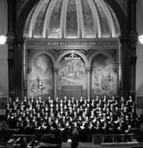 32 Chorus John L. Shipman For the past 140 years Mendelssohn Club has been devoted to sharing great choral music as a way to connect artists, audiences, and communities.