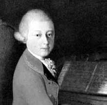 The Music Alleluia, from Exsultate, jubilate 33 Wolfgang Amadè Mozart Born in Salzburg, January 27, 1756 Died in Vienna, December 5, 1791 Mozart s lifelong bent, late in life a conscious desire, was