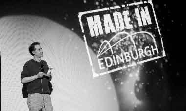 news Made in Edinburgh celebrates the moving image industry and its talent within the Edinburgh City Region.