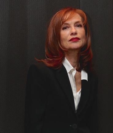 IN CONVERSATION WITH ISABELLE HUPPERT Saturday, September 10, at 4:15PM TIFF Bell Lightbox - Cinema 3 French thespian Isabelle Huppert dominates the screen like no one else.