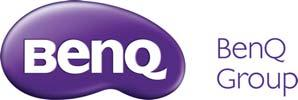 B 01.03 The BenQ Logo and Company Name BenQ English 3D Lock-up Logo Variations BenQ English 3D Lock-up Logo BenQ English 3D Lock-up Logo has been