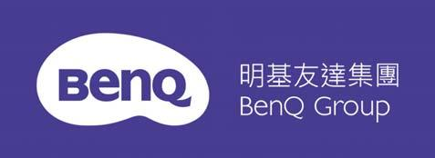 B 01.12 The BenQ Logo and Company Name BenQ Bilingual 2D Lock-up Logo Variations BenQ Bilingual 2D Lock-up Logo BenQ Bilingual Lock-up Logos are additionally supplied as 2D variations.