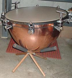 11 Orchestra TIMPANI Often called kettledrum