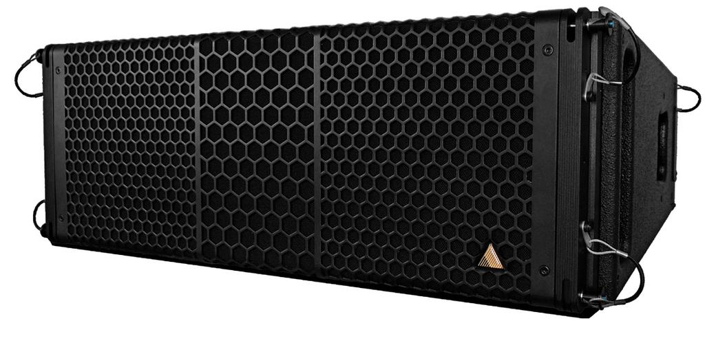 S10n The S10n is a 2-way, full range line array cabinet containing 2x ND10-LM Kevlar Neodymium drivers (2x 16 Ω) and an NH4TA2 1.5 exit compression driver (8 Ω).