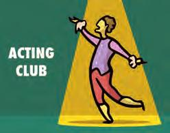 Join a club 1 Complete the advert. discount join form member Do you want to (1) join our club? It s easy to become a (2)!