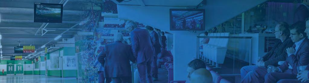 Video & Digital Signage Solutions in Stadiums Harness the power of video to deliver a unique, immersive stadium experience Engage. Inspire. Entertain.