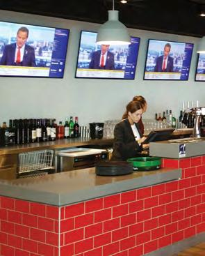 Exterity IP video and digital signage solutions for stadiums Deliver