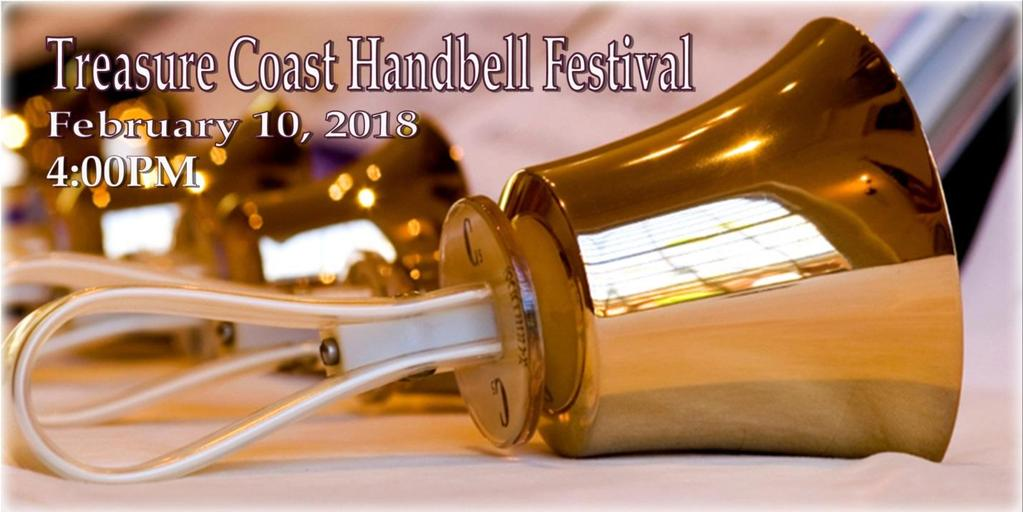 Treasure Coast Handbell Festival David M.