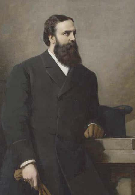 Figure 11.1: William Saurin Lyster. Courtesy of State Library of Victoria. Myth One Lyster rescued Australia from an operatic vacuum.