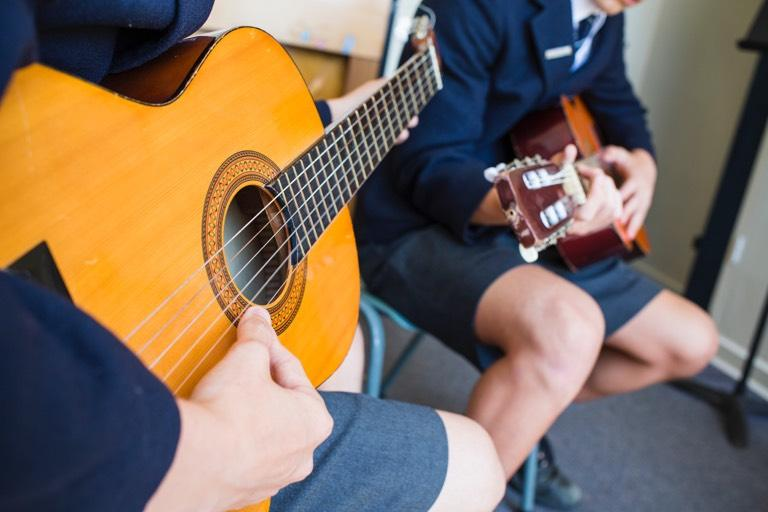 Music Lessons The College offers both individual and group lessons (see details below) with specialist Instrumental Music tutors.