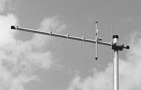 ASSEMBLY AND INSTALLATION A449-6S 70 CENTIMETER FM YAGI