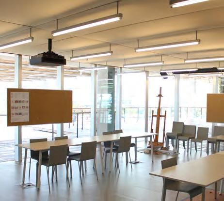 Jane and Gerald Katcher Studio Classroom A and Studio Classroom B Rates: