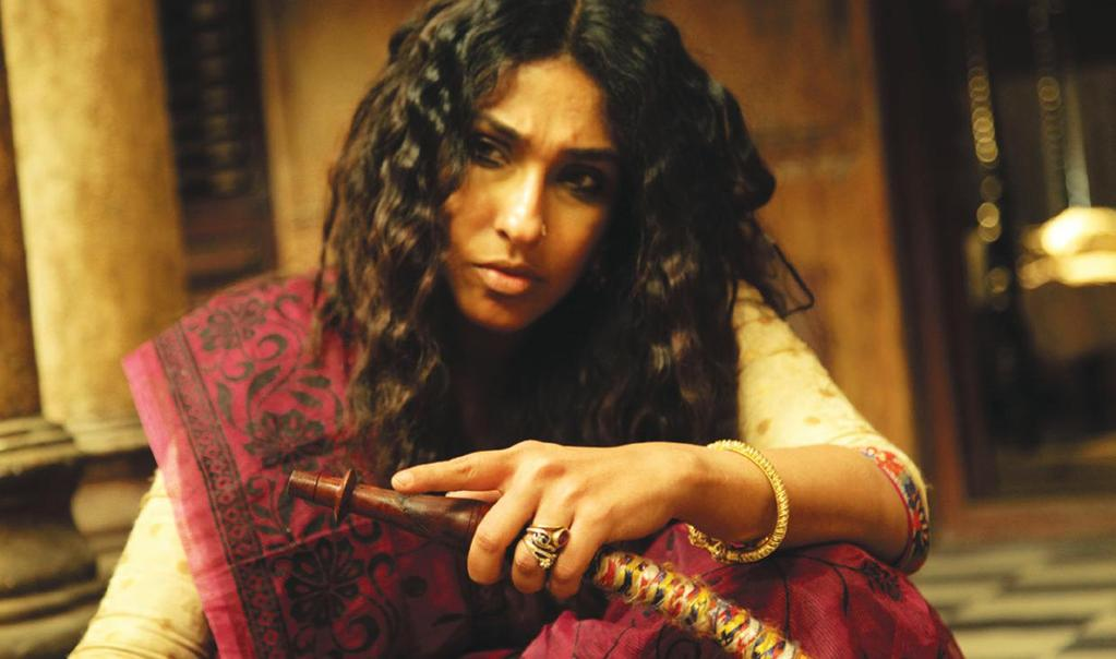 RAJKAHINI NO WOMAN S LAND Director: Srijit Mukherji India / 2015 / DCP / Col.