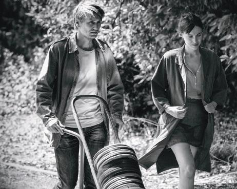RENDEZVOUS IN THE SHADOW OF WOMEN Director: Philippe Garrel France, Switzerland / 2014 / B&W / 73 mins Pierre and Manon make low-budget documentaries and live off odd jobs.