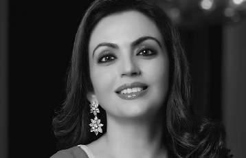 It was later screened at the London Film Festival and the Shanghai International Film Festival. NITA M. AMBANI: Co-Chairperson Nita M.