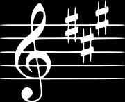 Key Signature: When based on a major scale, we say a piece of music is in a major key. When based on a minor scale, we say it is in a minor key.