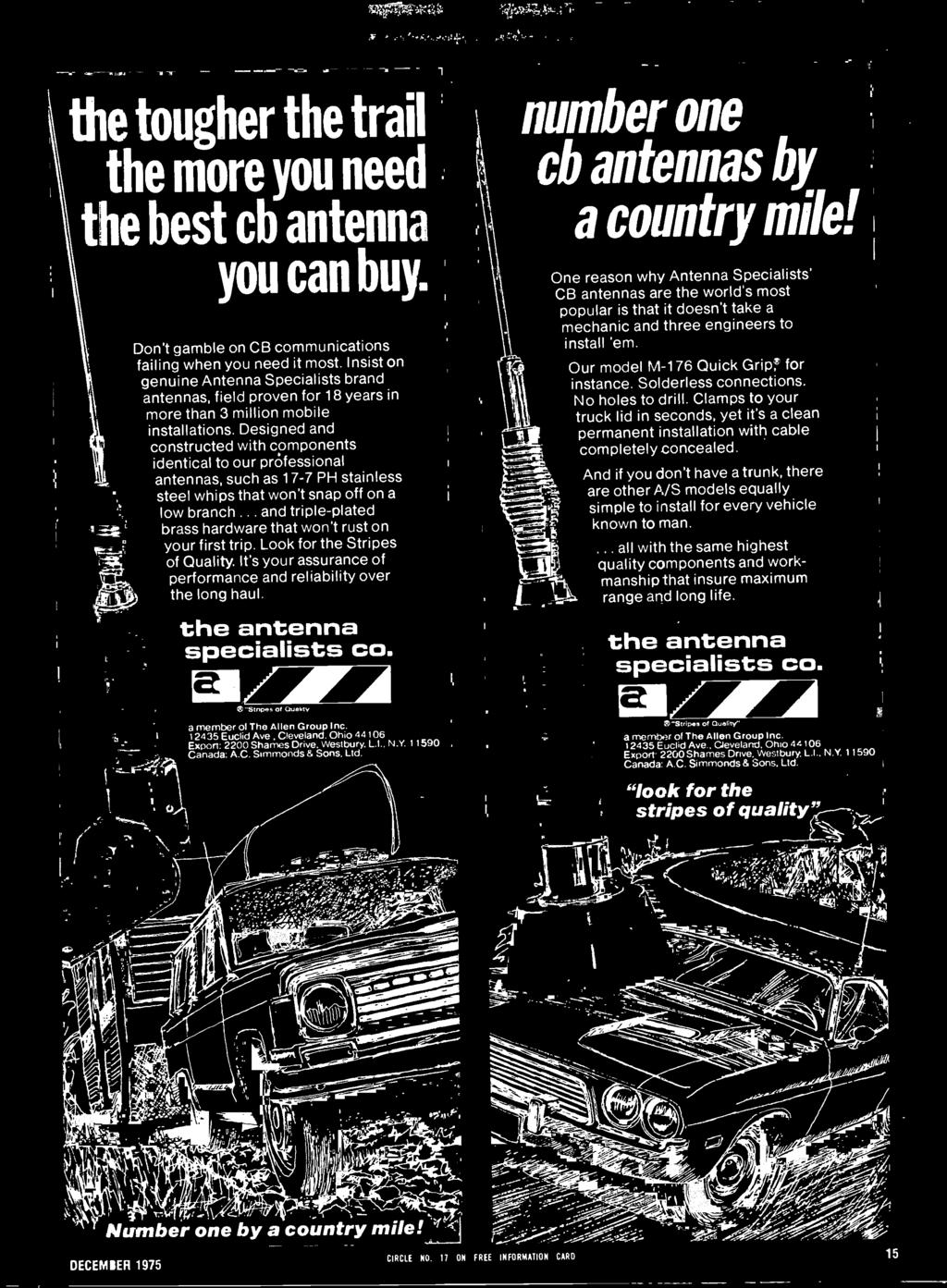 Turntable Iiecimiicus The 4 Hew Cassette Tapes7 Iiiirsch Hock Antenna Outdoor Pf Dgt 5000 Number One Cb Antennas By A Country Mil