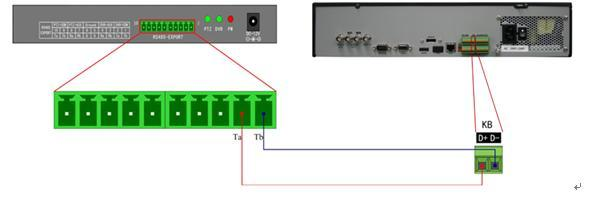 Alarm Connection To connect alarm devices to the NVR: 1. Disconnect pluggable block from the ALARM IN /ALARM OUT terminal block. 2.