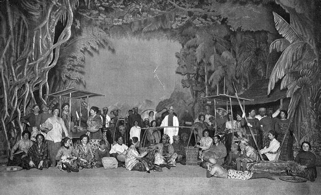 constant van de wall, a european javanese composer 167 Various companies were interested in putting this work on stage.
