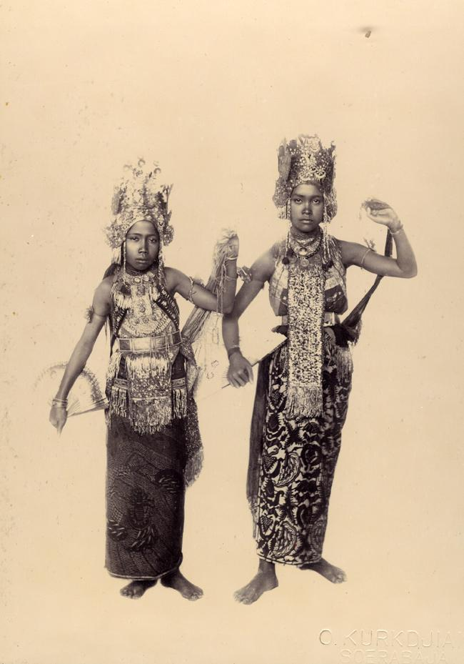 photographic representations of the performing indonesian 55