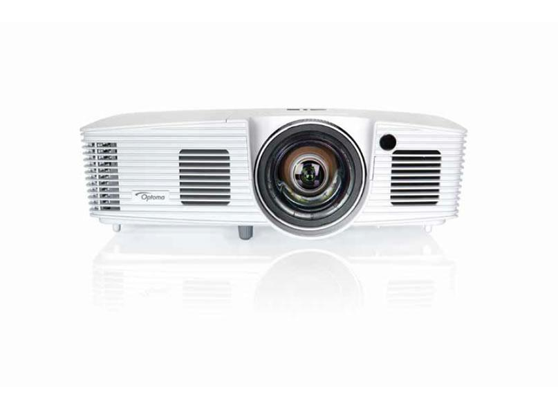 X316ST Short throw projection Bright projection 3400 ANSI lumens XGA resolution, 20,000:1 contrast ratio,