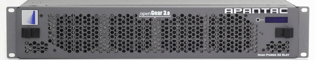 TAHOMA opengear frame The opengear Frame OG3-FR-CN Apantac opengear implementation uses the OG3-FR-CN frame that comes with cooling and Advanced GigE Network Control This frame has superior