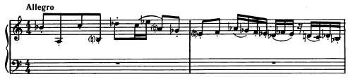 Artes. Journal of Musicology Fig. 8 Aurel Stroe, Sonata for piano, part III, Fuga, mm.