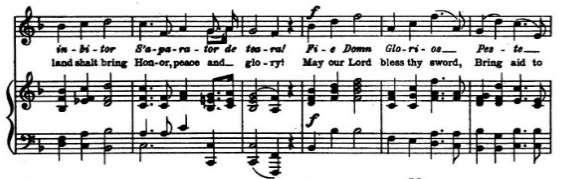 Artes. Journal of Musicology Fig. 7 The Romanian Royal Anthem by Ed.