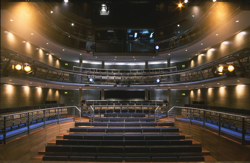 JERWOOD VANBRUGH THEATRE HIRES INFORMATION PACK 2013