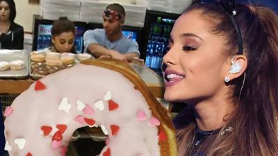 "The ""Problem"" hitmaker ran into trouble when TMZ released a video where Ariana was seen licking Doughnuts at a shop and saying ""I f******g hate America!"