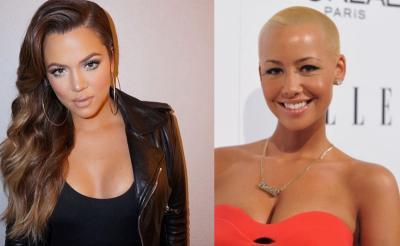 This was probably the biggest and the ugliest celebrity feud of 2015. Khloe Kardashian and Amber Rose made some highly offensive comments at each other.