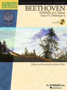 9 SIX SELECTED SONATAS edited by Robert Taub Presented in this volume are six sonatas appropriate for early advanced pianists, edited and recorded by noted Beethoven scholar and concert pianist,