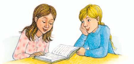 Fluency Select a paragraph from the Fluency passage on page 50 of your Practice Book. With a partner, take turns reading the paragraph aloud, stressing the most important words in each sentence.