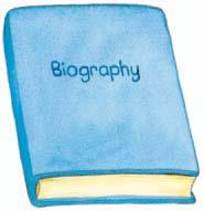 Independent Reading Read a biography or autobiography of your choice. As you read, write examples from the text that show the author s point of view.