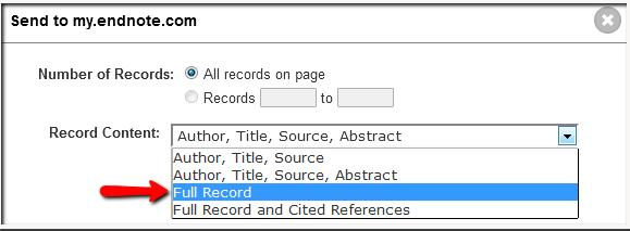 Move the citations from the [Unfiled] folder to the personal Group shared with your unit administrator. The name of this Group should be 2017+your last name. a. Refresh your EndNote screen by clicking the My References tab in the upper left corner.
