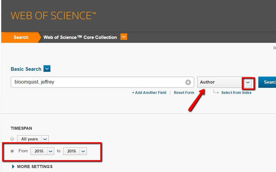 Step 3. Adding Publications from Web of Science to EndNote Web Follow these steps to add publication citations to the Group shared with the EndNote Unit Administrator. 1.