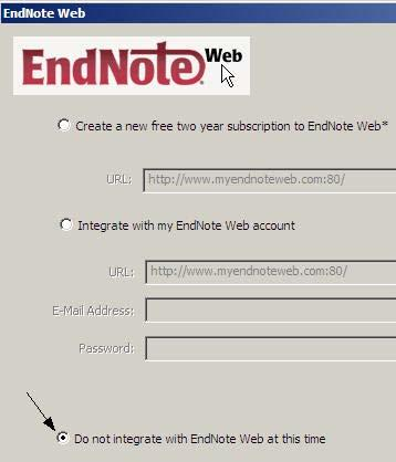 2. Opening EndNote Locate the EndNote Program icon on your Start menu or desktop. Click on the EndNote Program icon.